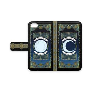 月の魔導書【iPhoneケース】