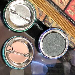 オリジナル缶バッジセット