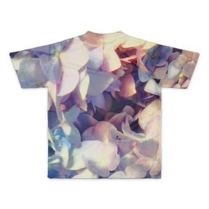 紫陽花 Tシャツ