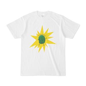 【ソラマメレコーズ×紫陽党】ソラマメくん Tシャツ