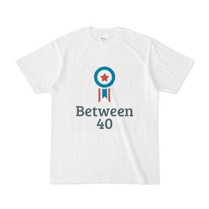between 40 Tシャツ