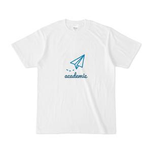 アカデミック Tシャツ
