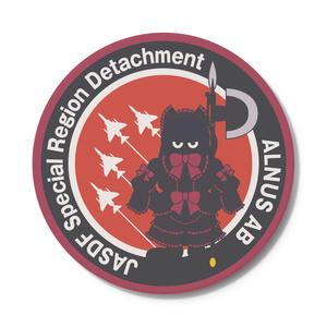 『ゲート』 航空自衛隊特地派遣隊 ロゥリィ・ザ・スプーク(コミック版)コースター