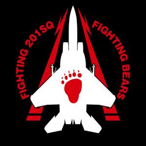 航空自衛隊・第201飛行隊 コースター
