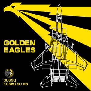 航空自衛隊・第306飛行隊 コースター
