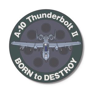 アメリカ空軍A-10攻撃機 コースター