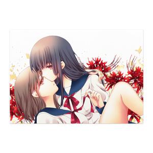 百合ポスター「彼岸花の恋」