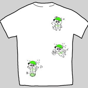 野球しようぜ!TシャツLサイズ