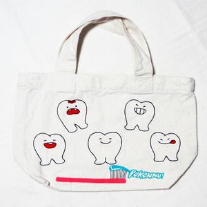 歯はハHAトートバッグ