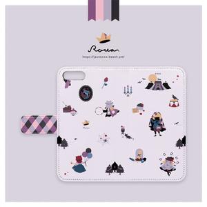 ROWA / 手帳型iPhoneカバー