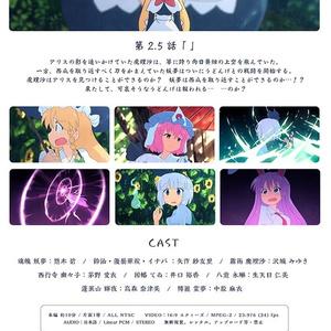 東方夢想夏郷 2.5 DVD 通常版