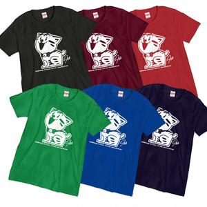 Tシャツ(シルク印刷)中デザイン