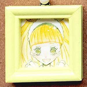 「レモン」ミニ原画