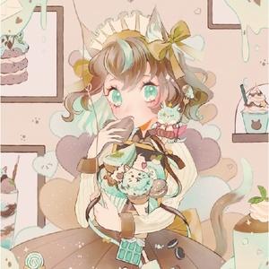 「NEKO CHOCO」ポストカード