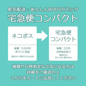 あんしんBOOTHパック【宅急便コンパクト】