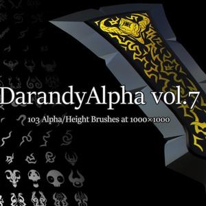 DarandyAlpha vol.7