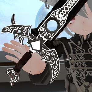かっこいい剣