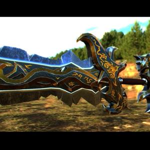 かっこいい剣2