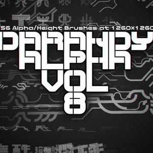 DarandyAlpha vol.8
