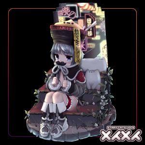 StrayCats vol.5『メイメイ』オリジナル3Dモデル