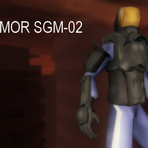 RIOT ARMOR SGM-02