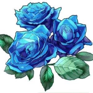 クリスタ用薔薇ブラシ(サンプル)