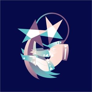 【ラスト1つ】アリデくんの流れ星アクリルキーホルダー