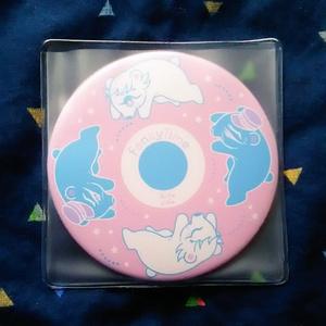 【GK】こぐま月+江のCDミラー