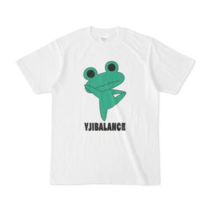 クロスコンチェルト けろひこTシャツ YJIBALANCE