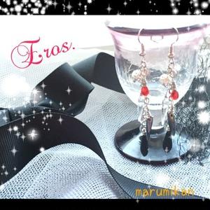 YOI 【Eros】衣装イメージピアス(イヤリング可)勇利
