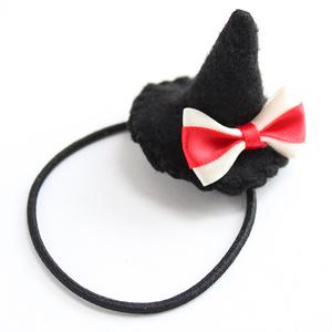 もちマス用 ハロウィンミニ帽子ブラック