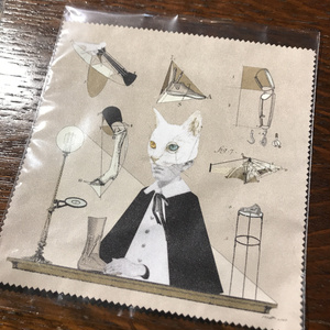 ruff 眼鏡拭き 白猫技師装具店