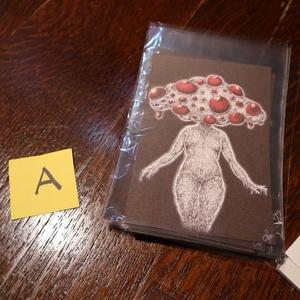 棘女 ポストカード各種