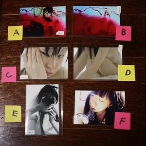 艶子 ポストカード