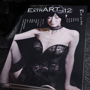 雑誌『ExtrART file.12』