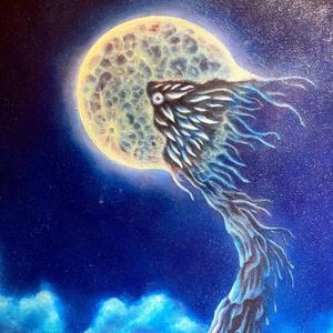 今村建朗《月光 / Moonlight》