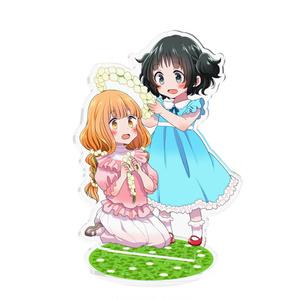 【BUG】春のアクリルフィギュア