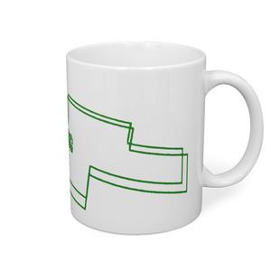ピーマン 154 ※ピクトグラム・線画・緑・背景白