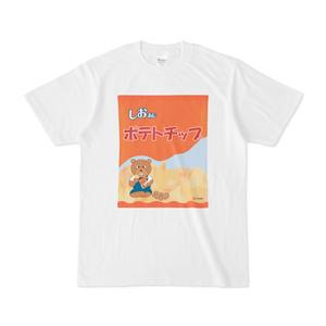 ポテチの袋Tシャツ