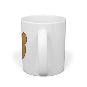 くまちゃんマーク マグカップ