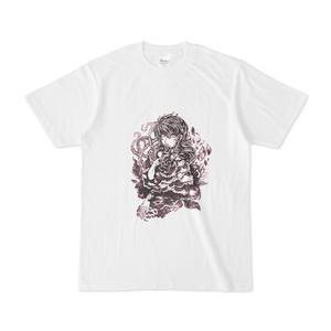 ペン画蔵馬Tシャツ