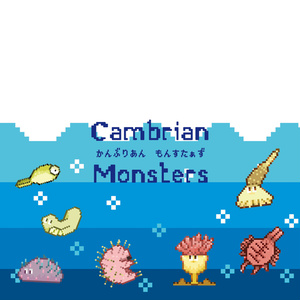 Cambrian Monsters