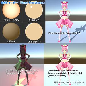 【オリジナル3Dモデル】変身ヒロイン マリィ