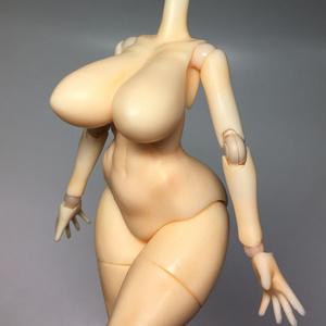 基本素体用追加胸部パーツ(リニューアル版)