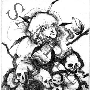 4つの奇妙な品物とそれにまつわる来歴について yumi 銅版画 画文集(普及版)