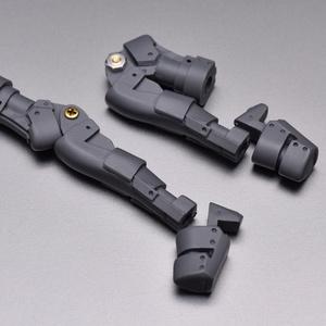 組み立て済みレジンキット 日常用着衣可能義足