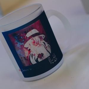 マグカップ(ガラス)