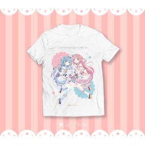 KOTONOPOP TIME 01 Tシャツ