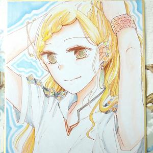 カラー色紙(小)