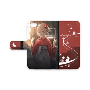 和服ガール(iphone7)